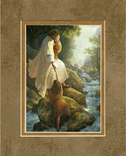 Take My Hand (16x20 Matted Print) - Deseret Book