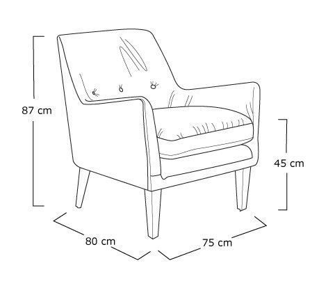 Single Couch Dimensions Standard In 2020 Single Sofa Furniture