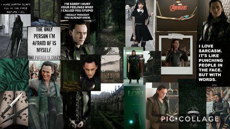 Loki Desktop Wallpaper