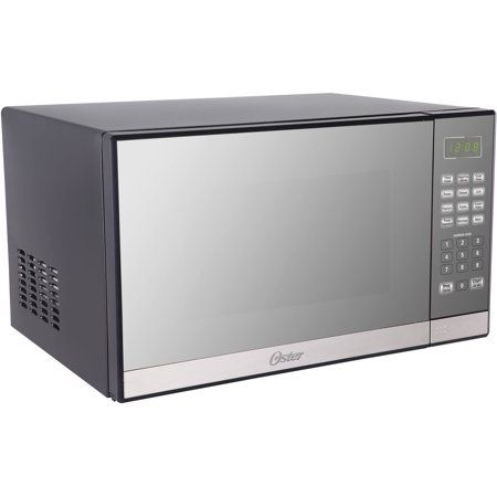 mirror finish microwave oven with grill