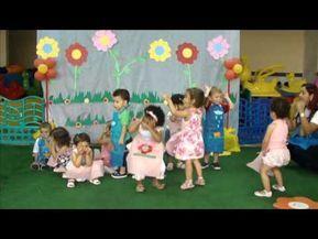 199 As Tres Borboletinhas Apresentacao Maternal Escola Infantil