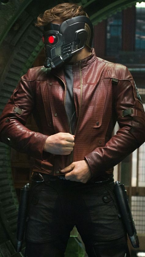 Star Lord discovered by @MarvelousGirl94 on We Heart It