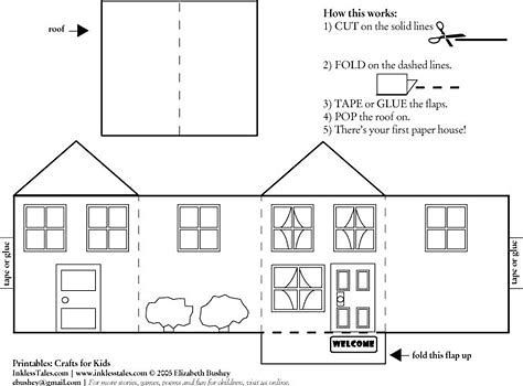 Image Result For Templates For Putz Houses Paper House Template House Template Putz Houses