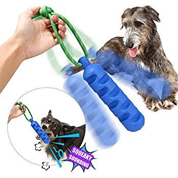 Yuejing Durable Dog Chew Toys Interactive Durable Squeaky Dog Toy