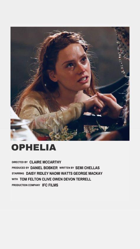 Ophelia movie poster