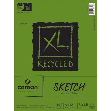 Canson Xl Series Marker Pad 9 X 12 100 Sheets Item 457881