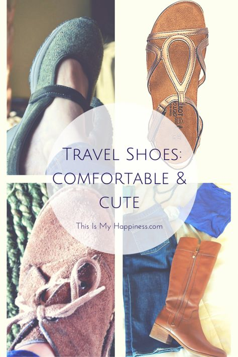 Great Travel Shoes: The Quest Begins