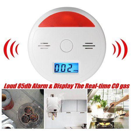 Electronics Carbon Monoxide Alarms