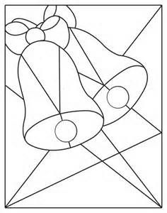 45 Simple Stained Glass Patterns | Guide Patterns | Christmas ...