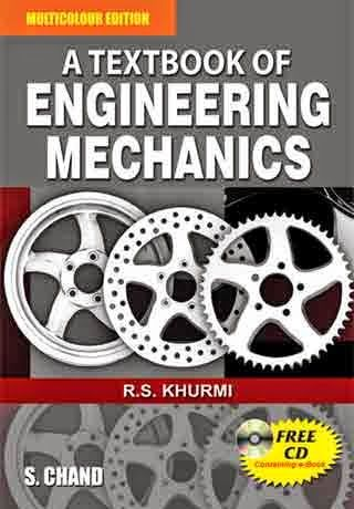 A Textbook of Engineering Mechanics by RS Khurmi PDF | Books