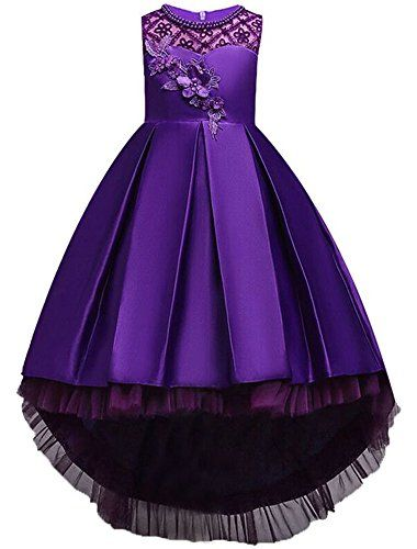 Girls Dresses For Kids Party Graduation