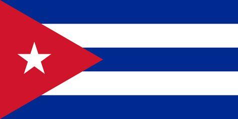 Flag Of Cuba Cuba Wikipedia Cuba Flag Cuban Flag Cuba Country
