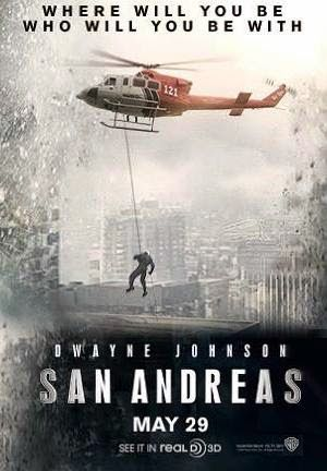 Terremoto La Falla De San Andres 2015 Online San Andreas Film Review Hotel Transylvania
