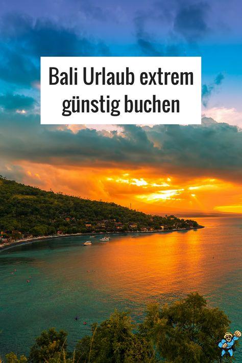 Bali Urlaub & Reise günstig buchen