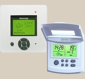 Best Of Warmup Underfloor Heating Thermostat And View In 2020 Floor Heating Thermostat Heating Thermostat Floor Heating Systems
