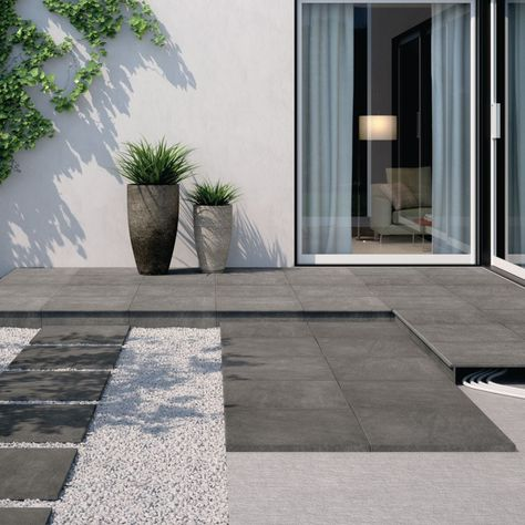 Carrelage Sol Exterieur Gres Cerame Antiderapant Factory 2 0