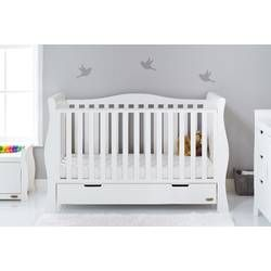 newest d7b0f 458df Misael Cot Bed with Mattress in 2019 | детская мебель | Cot ...