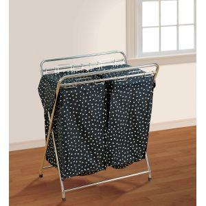 Snow Flakes Laundry Bag Laundry Basket Online Basket Basket