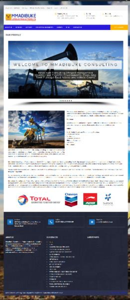 Company Branding And Website Development Services In Pretoria Johannesburg Limpopo Cape Town Durban And Midrandaffordable Branding Fo Web Design Letterhead Business Letterhead Design Business Card Design