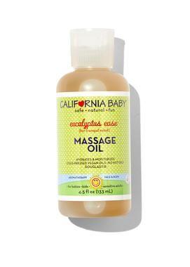 Eucalyptus Ease Massage Oil Massage Oil Massage Pure