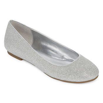 Women's Wide Width Shoes | Metallic