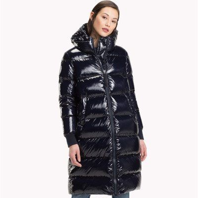 Tommy Hilfiger Winter Coats Flexible Combination Of Coats From Tommy Hilfiger Choosmeinstyle In 2020 Tommy Hilfiger Fashion Puffer Jacket Women