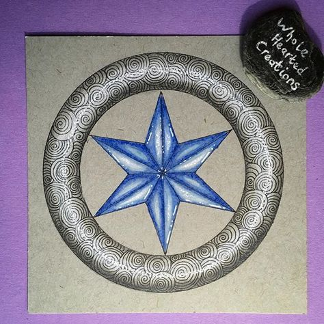 doodle A shining star for my home...