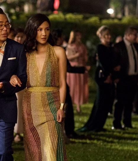 23+ Crazy rich asians dress information