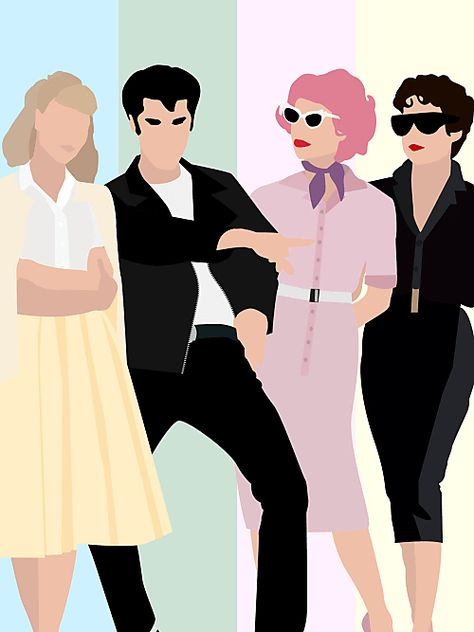 40 years of Grease: what would Danny and Sandy look like in 2018?