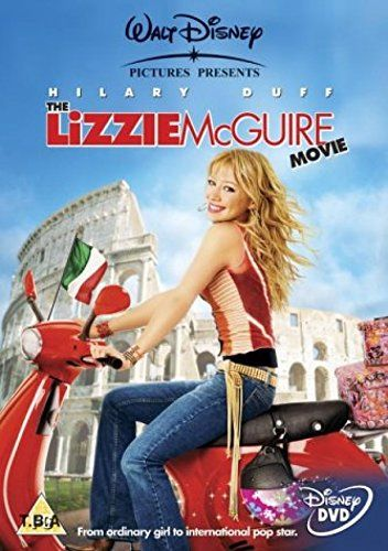 The Lizzie Mcguire Movie Reino Unido Dvd Movie Mcguire Lizzie Dvd Blog De Peliculas Peliculas De Adolecentes Paginas De Peliculas
