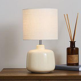 Table Lamps Bedside Lamps Desk Lights Dunelm In 2020 Lamp Bedside Table Lamps Table Lamp
