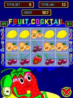 coctail fruit игровые скачать автоматы