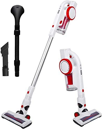 Enjoy Exclusive For Aucma Cordless Stick Vacuum Cleaner 17kpa Powerful Lightweight Stick Vacuum Cleaner 4 1 Handheld Rechargeable House Car Pet Brushless In 2020 Stick Vacuum Cordless Stick Vacuum Cleaner Vacuum Cleaner