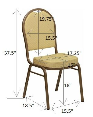 Economy Polyester Banquet Chair Cover White Banquet Chair Covers Chair Slipcovers For Chairs