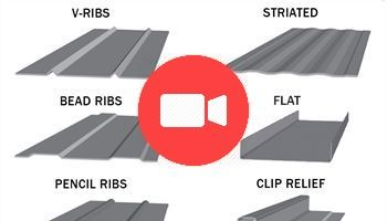What Is Standing Seam Metal Roofing Comparisons Types Uses Metal Roof Standing Seam Roofing
