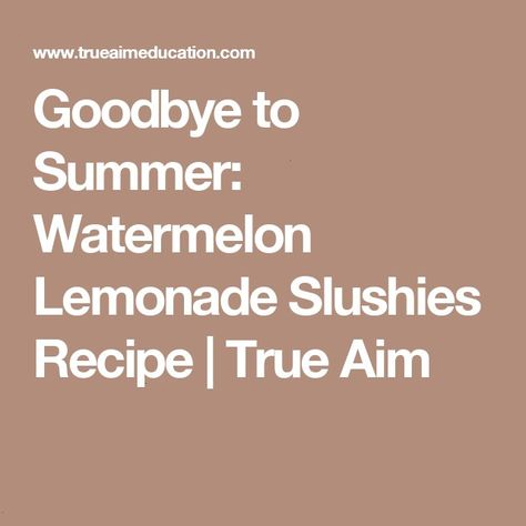 #nutribullet #watermelon #nutrininja #popcicles #nectarine #popsicles #cheerwine #sangrias #coctails #pregtini #mocktail #slushies #alcholic #lemonade #granitaGoodbye to Summer: Watermelon Lemonade Slushies Recipe | True Aim nutribullet recipes watermelon recipes nectarine recipes nutrininja recipes cheerwine recipes sweet recipes popcicles recipes coctails recipes sangrias recipes popsicles recipes vitamin recipes zupas recipes rose recipes granita recipes mocktail recipes blentec recipes pregt
