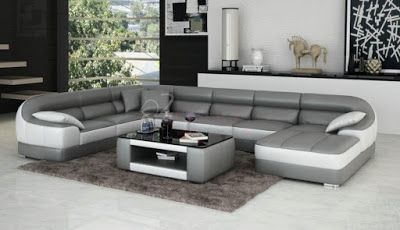 Modern Corner Sofa Sets Latest Living Room Furniture Design Catalogue 2019 This Is A Great Idea Fo Corner Sofa Design Sofa Set Designs Living Room Sofa Design