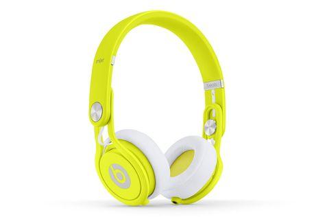 Beats Mixr Headphones Kopfhörer(neon orange)  €119.98 Sie sparen 48% !