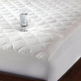 Hypoallergenic /& Dust mite Resistant Quilted Mattress Pad Twin Full Queen Dorm