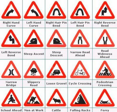 27 Architecture Ideas Road Safety Signs Traffic Symbols Traffic Signs