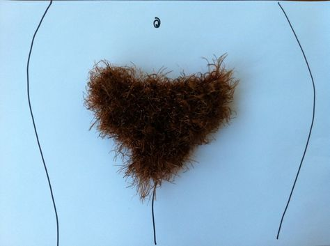how to make a diy merkin