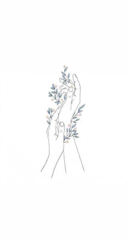 22 Ideas Drawing Tattoo Simple Tatoo Nature Drawing Nature Tattoos Drawings