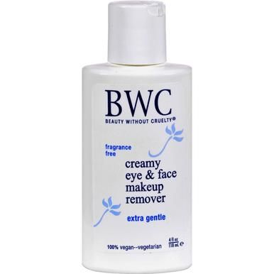 Beauty Without Cruelty Eye Make Up Remover Creamy 4 Fl Oz Beauty Without Cruelty Eye Make Up Remover Eye Makeup Remover