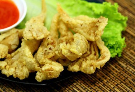 Resep Jamur Goreng Crispy Tahan Lama Di 2020 Resep Jamur Jamur Cemilan