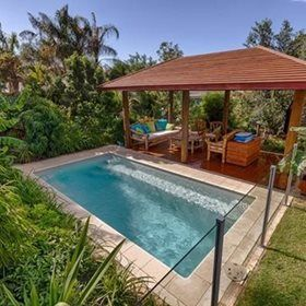 Small Pools Brisbane Qld Fiberglass Pools Swimming Pool Prices Plunge Pool Cost