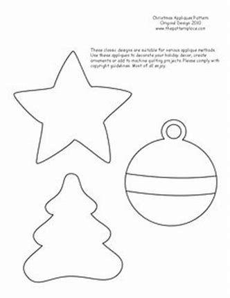 Image Result For Free Printable Templets Felt Christmas Ornament Christmas Ornament Template Felt Ornaments Patterns Felt Christmas Ornaments