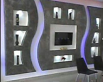 Latest Gypsum Board Tv Wall Design For Living Room Ceiling Design Modern House Ceiling Design Tv Wall Design