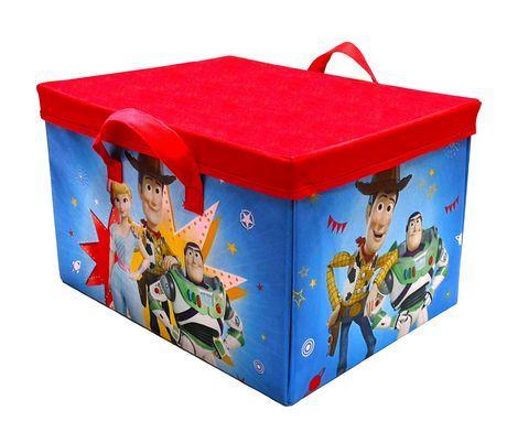 Disney Toy Story Storage Box And Playmat Disney Toys Developmental Toys Baby Development