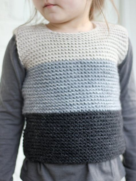 75142acfd354 Baby Vest Hand Knitted