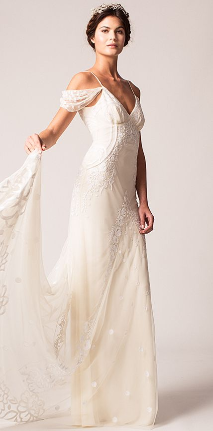 Eve Cooper   Here Comes The Swoon-Worthy Bridal Dresses!   Pinterest ...